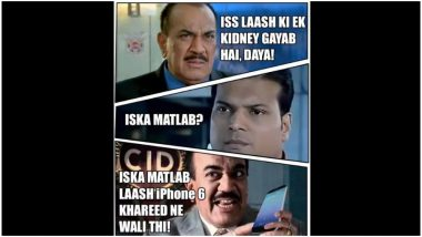 CID Jokes & Funny Memes on ACP Pradyuman, Daya Will Be Ageless Even After the Sony TV Show Goes Off-Air After 21 Years
